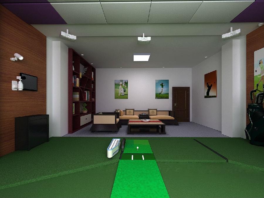 室内高尔夫厂家:模拟高尔夫的优势在哪里